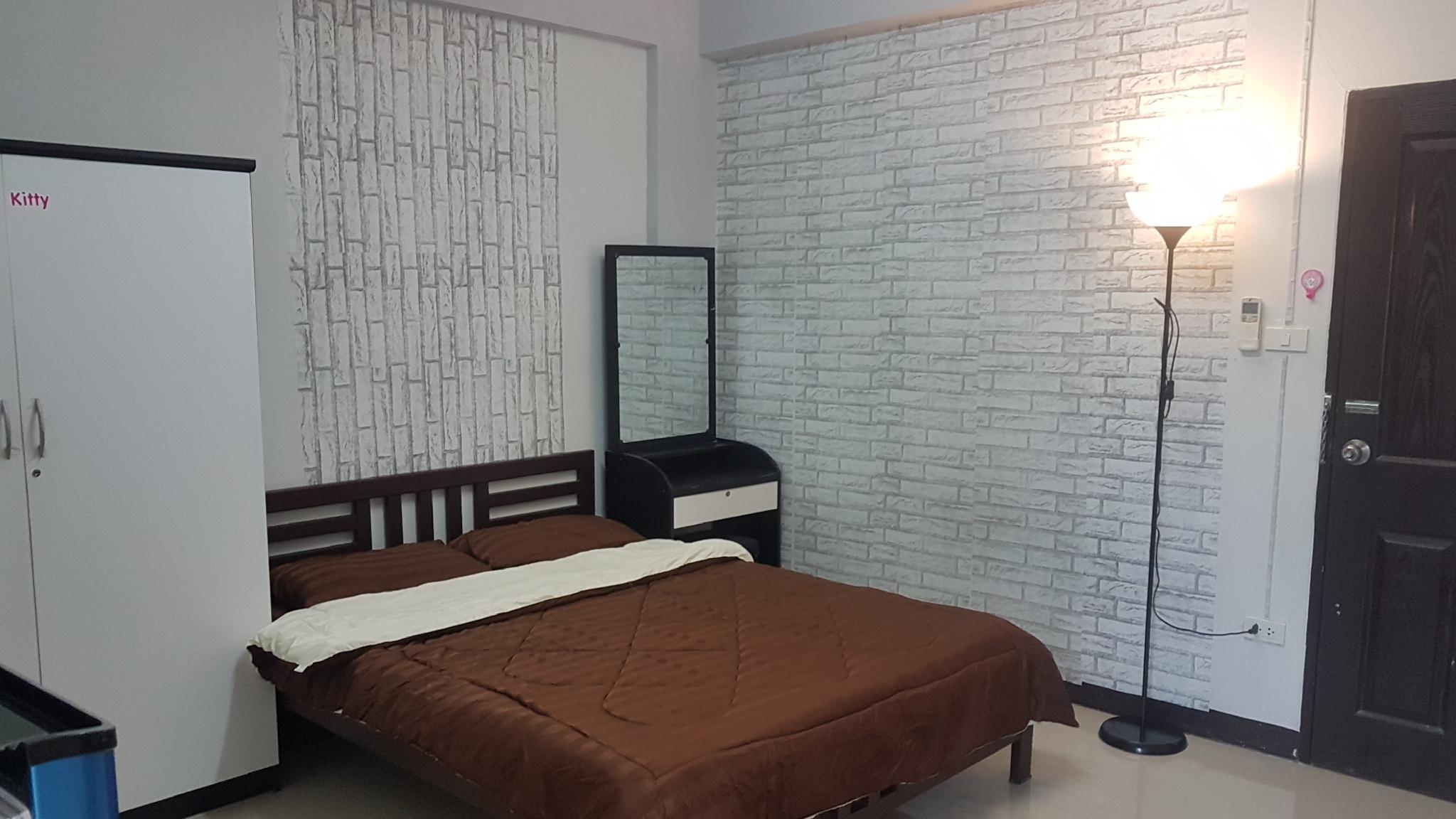 ST Apartment No.12 อพาร์ตเมนต์ 1 ห้องนอน 1 ห้องน้ำส่วนตัว ขนาด 20 ตร.ม. – สามพราน