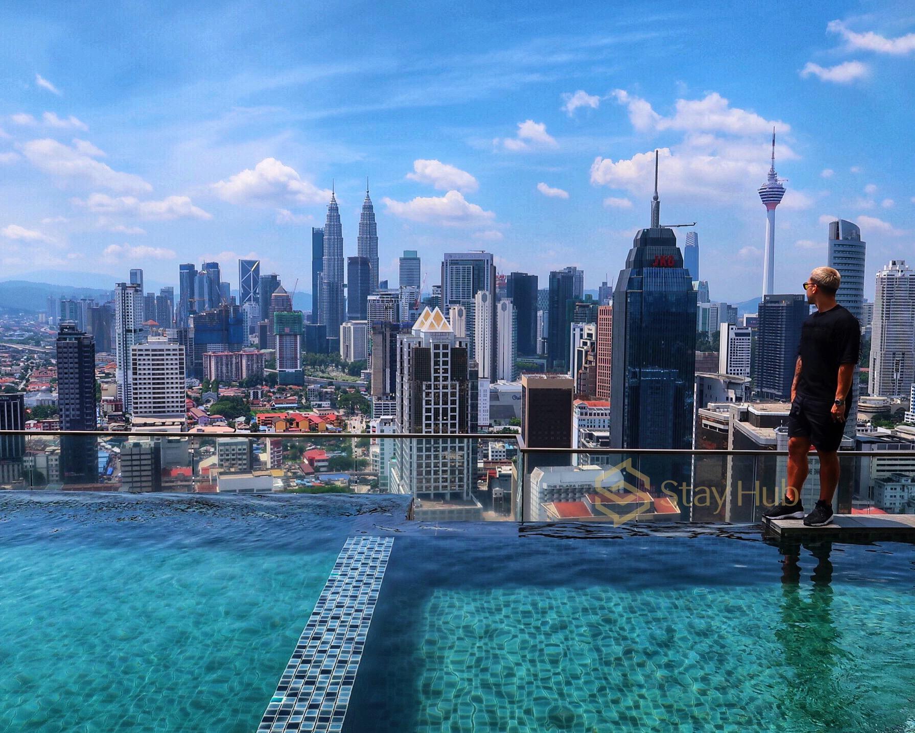 2Bdr Regalia Spacious KLCC View Insta Sky Pool