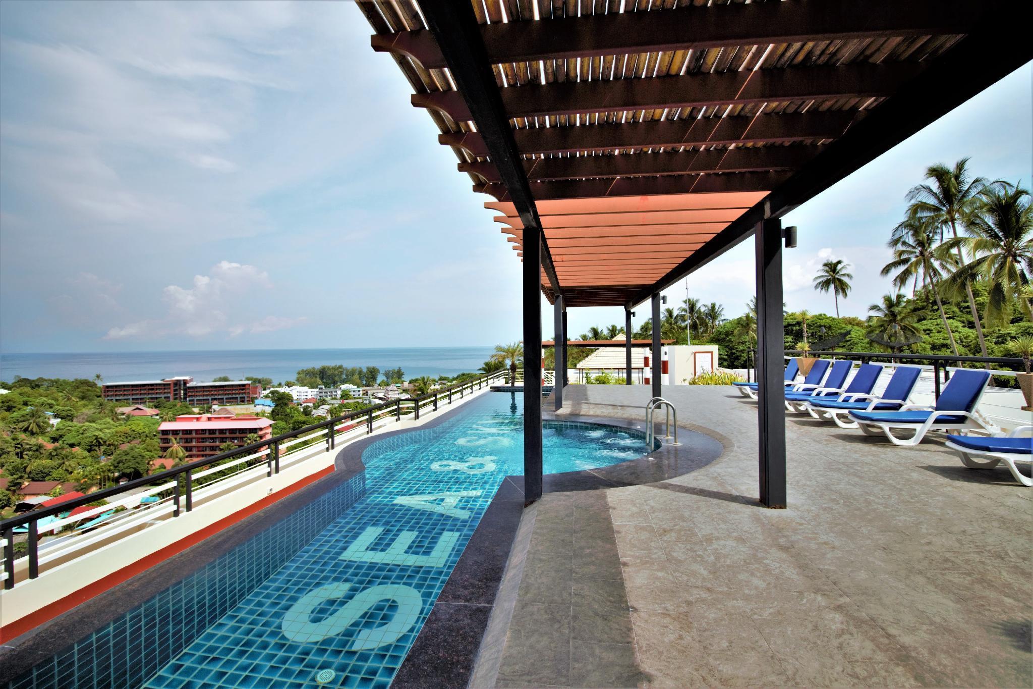 Sea & Sky Karon Beach 5 by PHR อพาร์ตเมนต์ 1 ห้องนอน 1 ห้องน้ำส่วนตัว ขนาด 50 ตร.ม. – กะรน