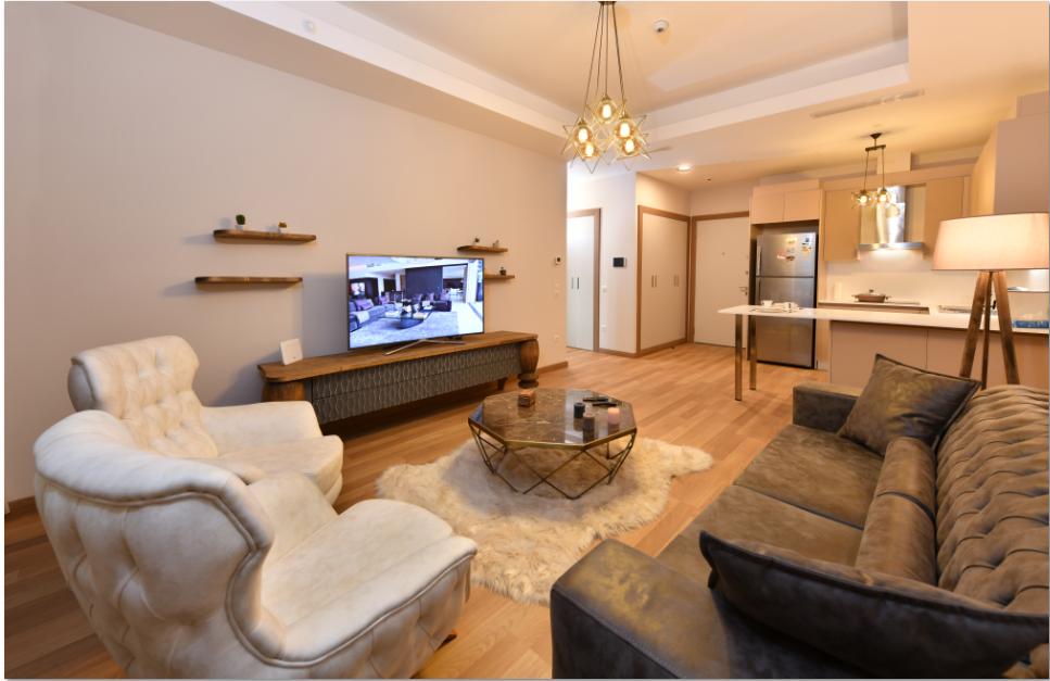 Maslak 1453 Residence