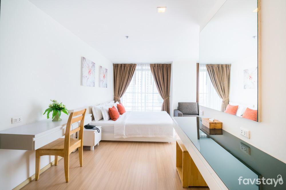 Wonderful Residence 2BR Nearby BITEC Bangna