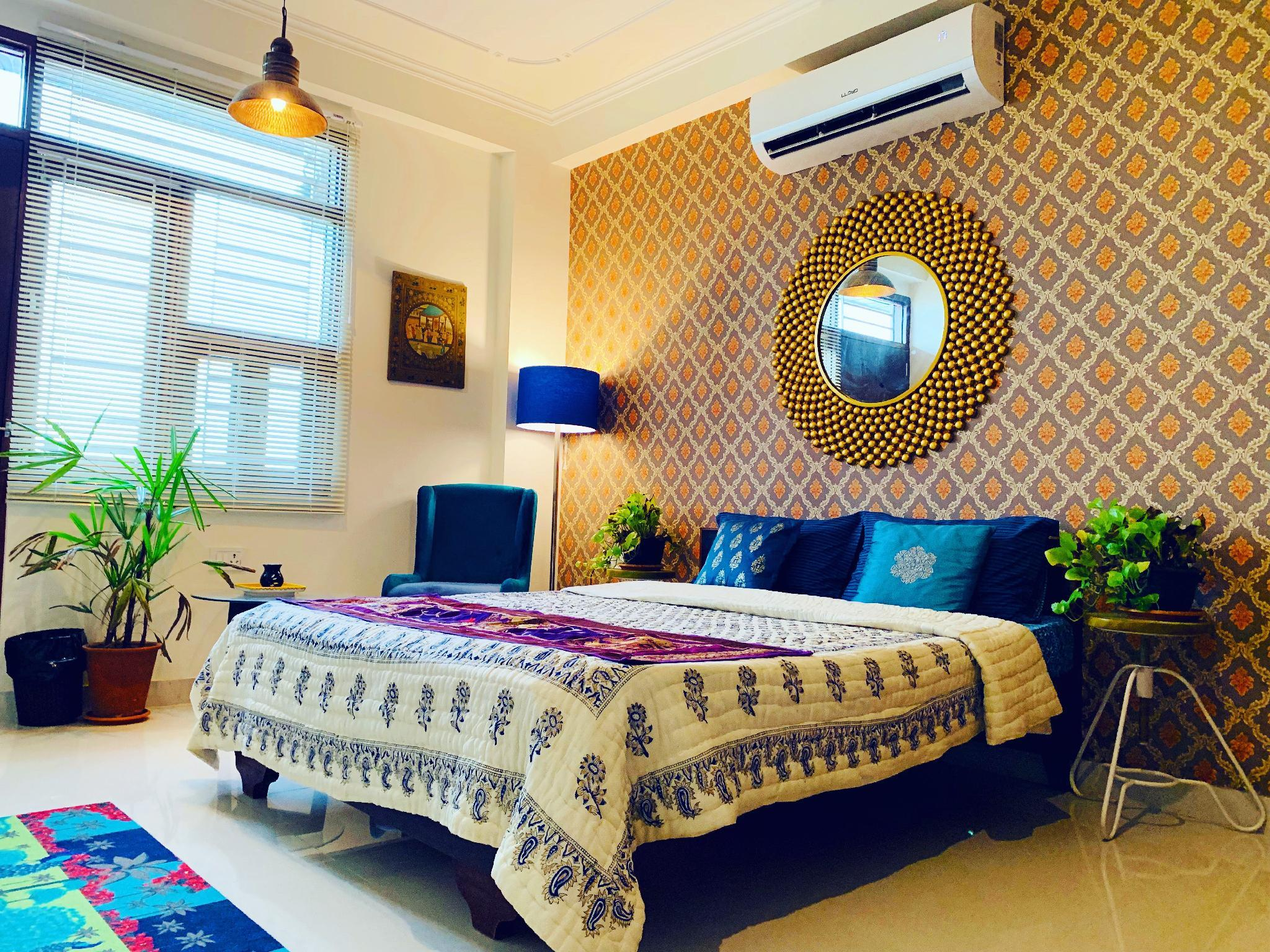 Luxurious Independent Apartment In Jaipur