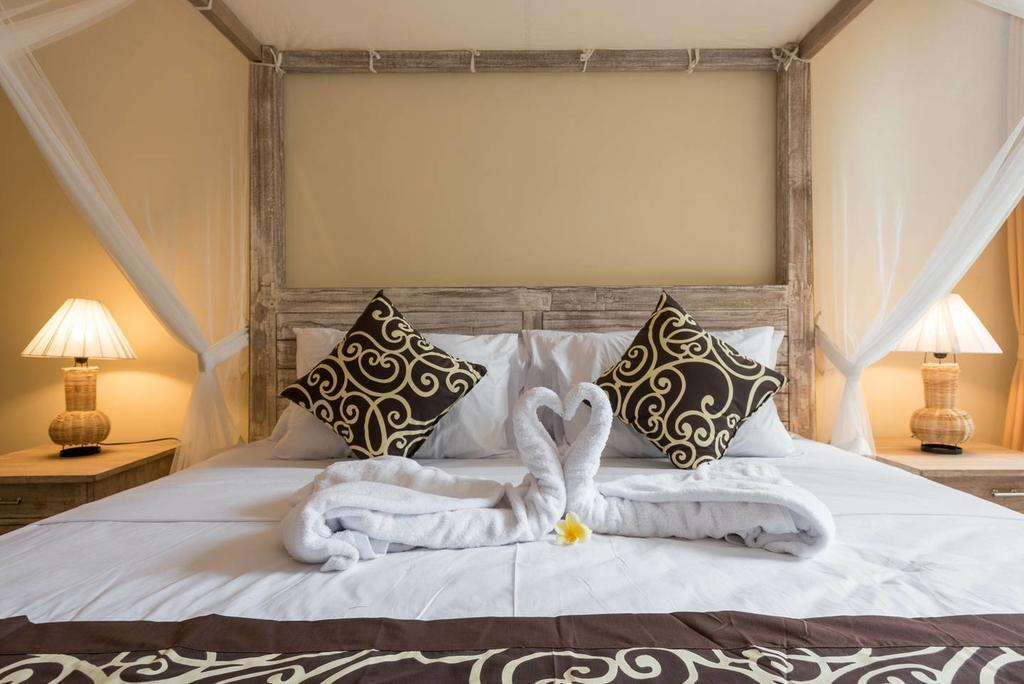 Best Room With Balinese Traditional Design In Ubud