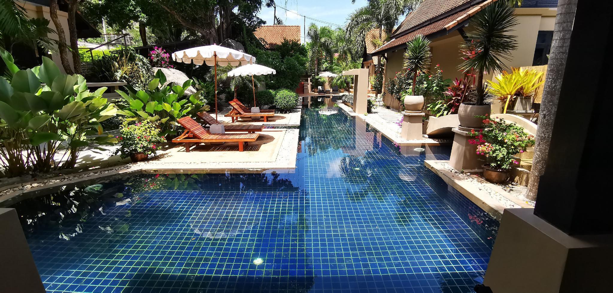 Montra Hotel Koh Samui 4 Villas