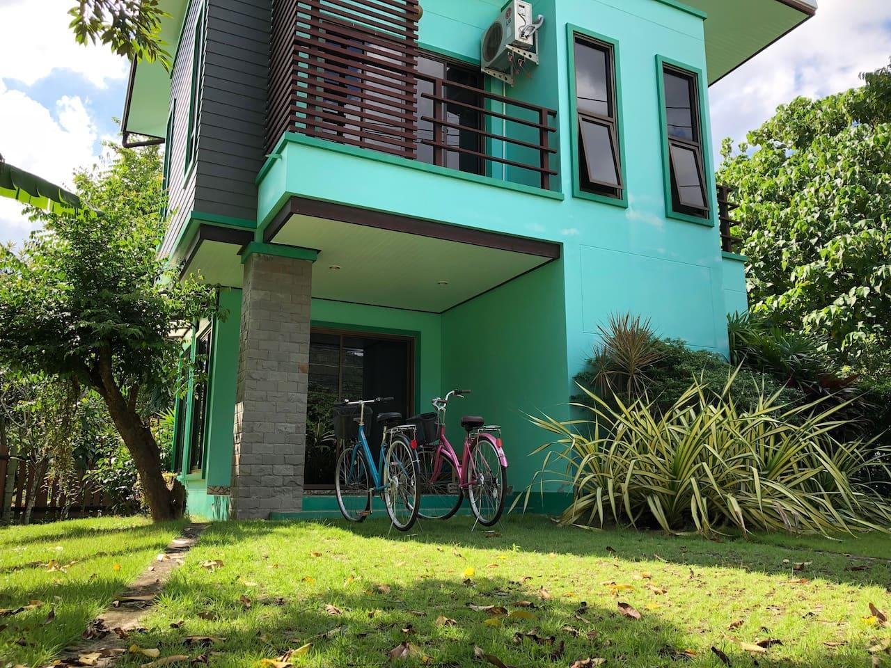 Private Green House with 2 bedrooms in Kamala บ้านเดี่ยว 2 ห้องนอน 2 ห้องน้ำส่วนตัว ขนาด 300 ตร.ม. – กมลา