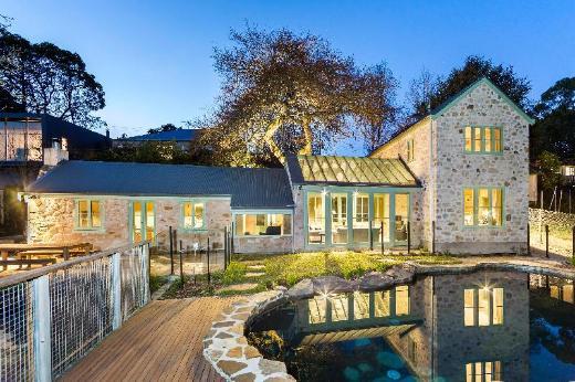 Heartwood cottage