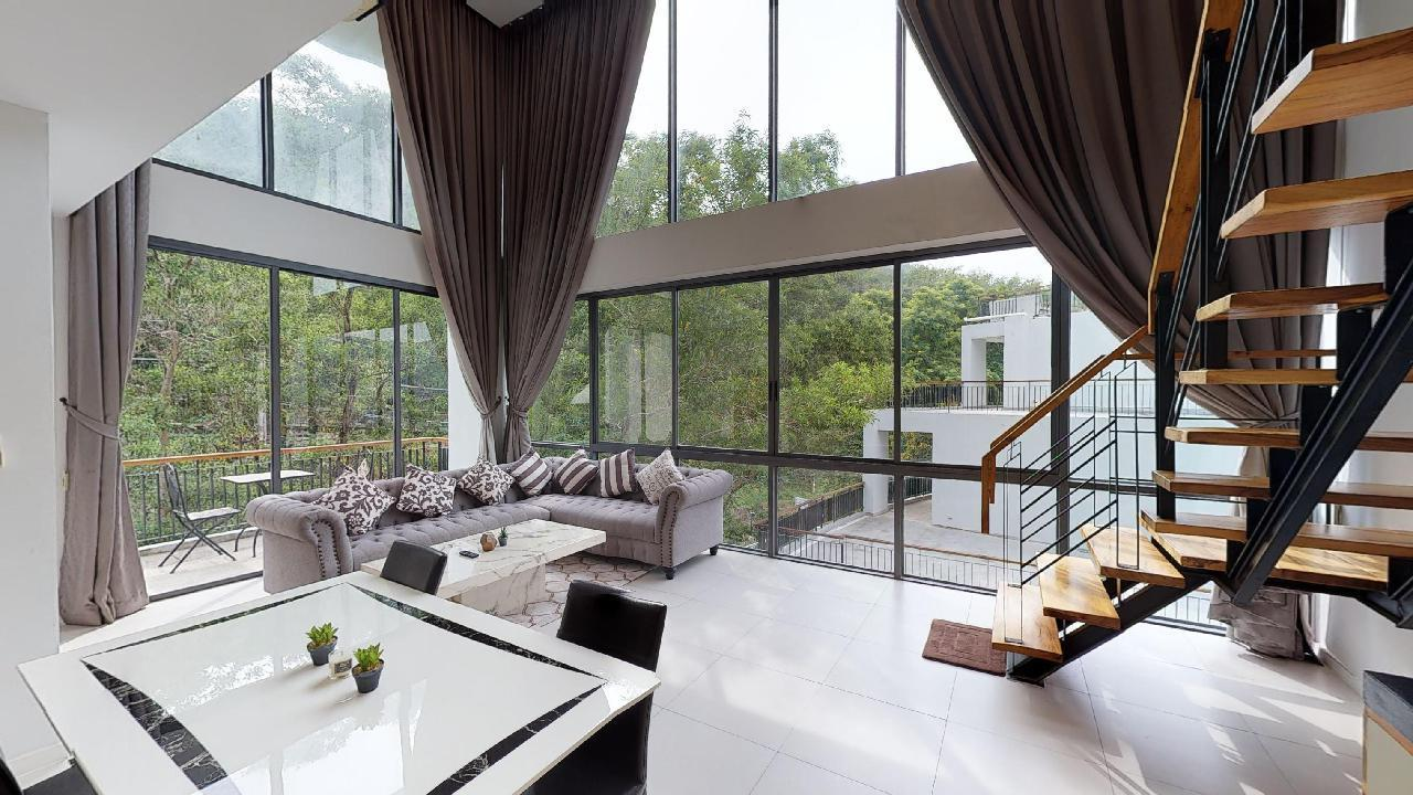 MODERN DUPLEX APARTMENT IN KAMALA FOR RENT  A43