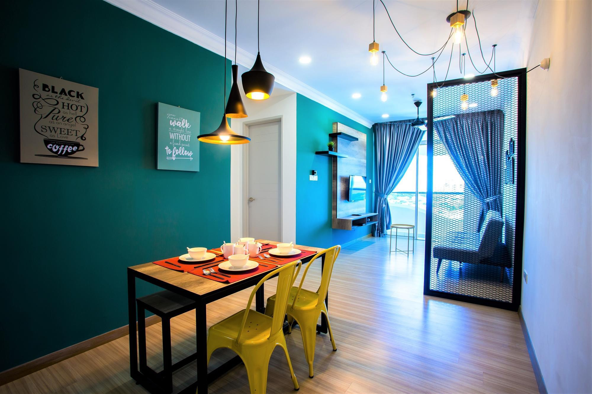 The Wave Malacca 2BR Family Suites  TW092