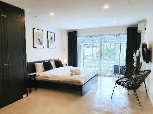 Boutique Streetfront Suite in Pratunam (FL 4) สตูดิโอ อพาร์ตเมนต์ 1 ห้องน้ำส่วนตัว ขนาด 40 ตร.ม. – ประตูน้ำ