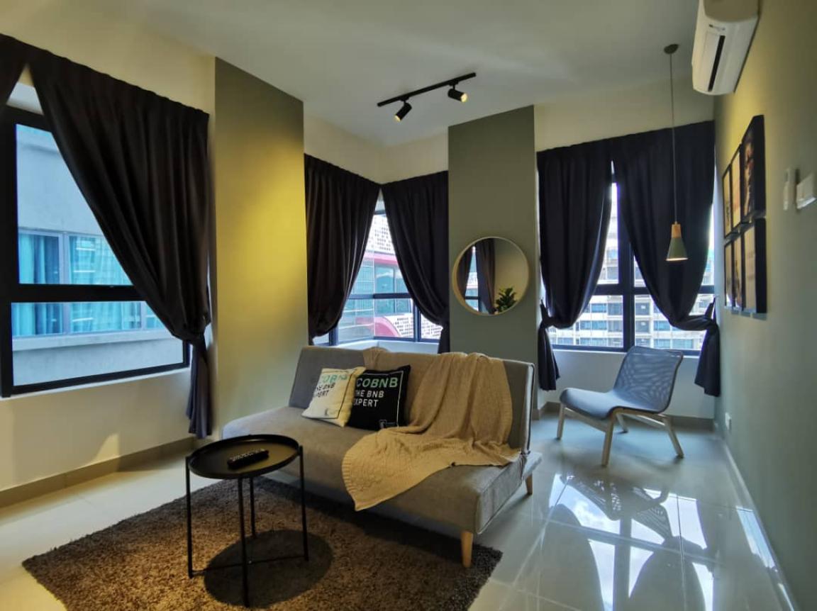 KL Arte Plus Stunning 3 Bedroom COBNB  AT232A