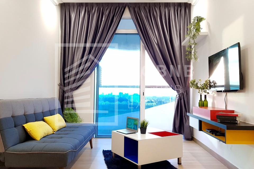 The Wave Malacca 2BR Family Suites  TW22