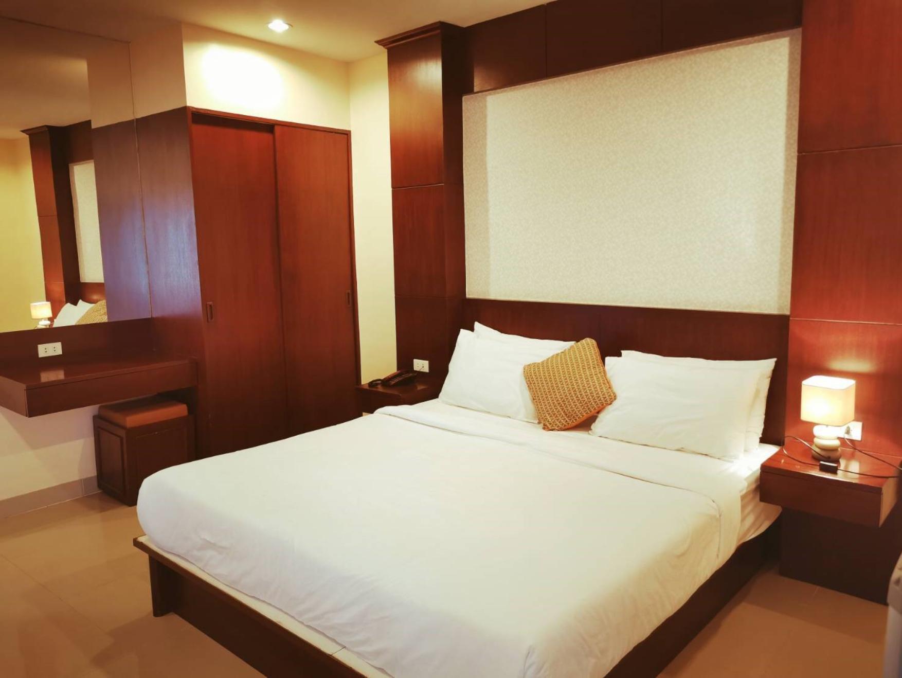 Skama Residency อพาร์ตเมนต์ 21 ห้องนอน 21 ห้องน้ำส่วนตัว ขนาด 60 ตร.ม. – พัทยาใต้