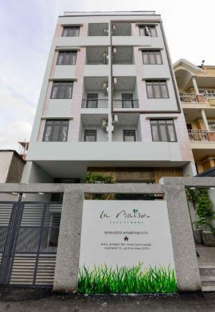 La Maison Apartment - 44a, street 61, ThaoDien, D2 Ho Chi Minh City