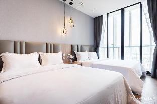Sky Pool/1 BR 4Pax@Park24 Condo/BTS Promphong อพาร์ตเมนต์ 1 ห้องนอน 1 ห้องน้ำส่วนตัว ขนาด 29 ตร.ม. – สุขุมวิท