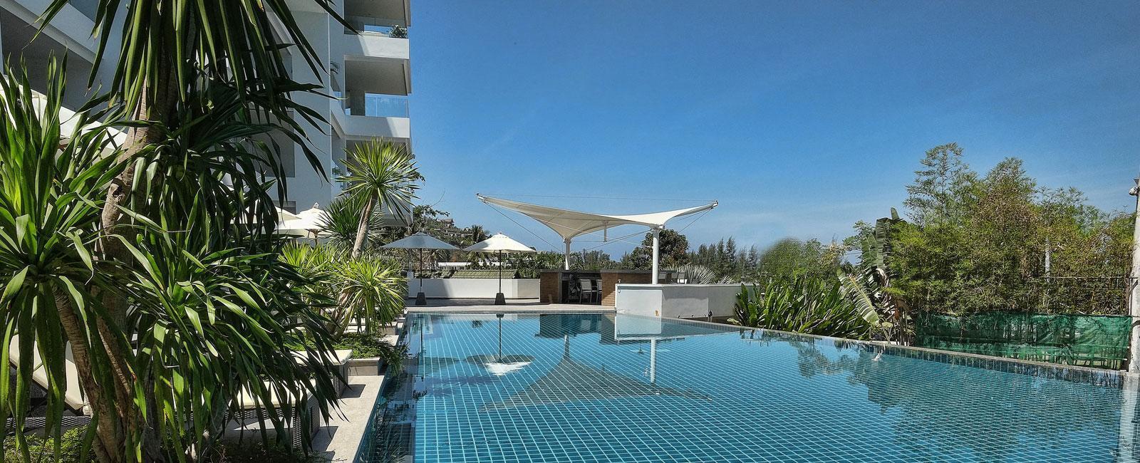 5B Sea view Surin Sunsuri 160 sqm! near the beach อพาร์ตเมนต์ 2 ห้องนอน 2 ห้องน้ำส่วนตัว ขนาด 160 ตร.ม. – สุรินทร์