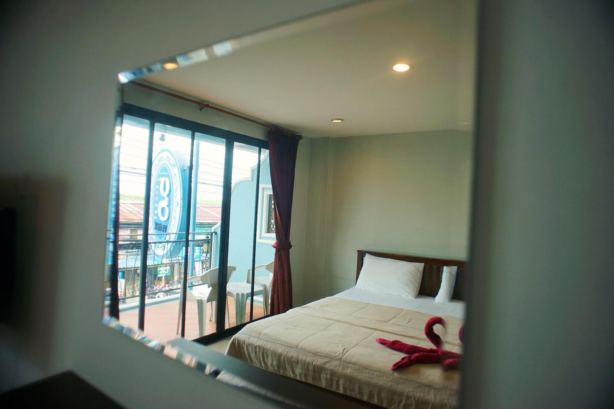 Grandmom Place Krabi อพาร์ตเมนต์ 1 ห้องนอน 1 ห้องน้ำส่วนตัว ขนาด 30 ตร.ม. – ตัวเมืองกระบี่