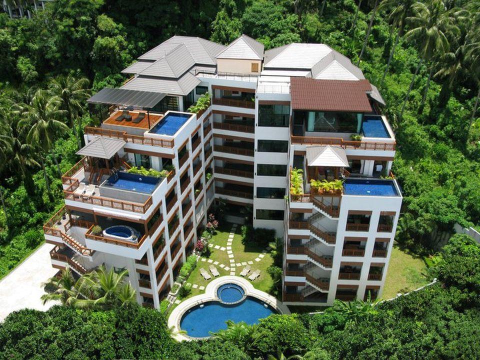 Big one bedroom apartment near Surin beach อพาร์ตเมนต์ 1 ห้องนอน 1 ห้องน้ำส่วนตัว ขนาด 64 ตร.ม. – สุรินทร์