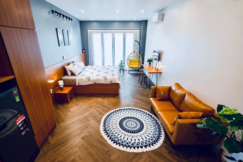 Peaceful Studio Apartment In Hanoi Old Quarter