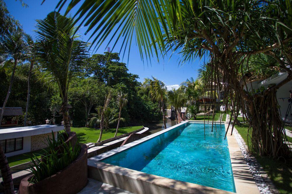 Soleya 4BR Private Pool Villa  River & Garden