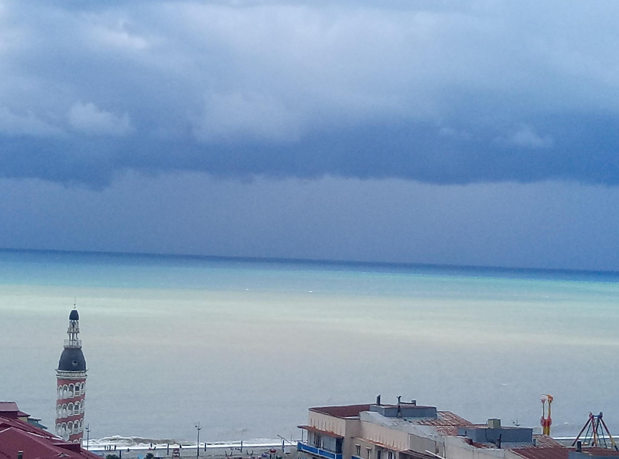 Studio Pirosmani With Sea Views