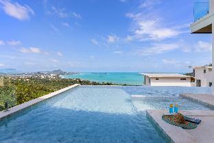 [チャウエンノーイ]ヴィラ(380m2)| 4ベッドルーム/4バスルーム Emerald Villa-4 BR Sea View&Private Pool