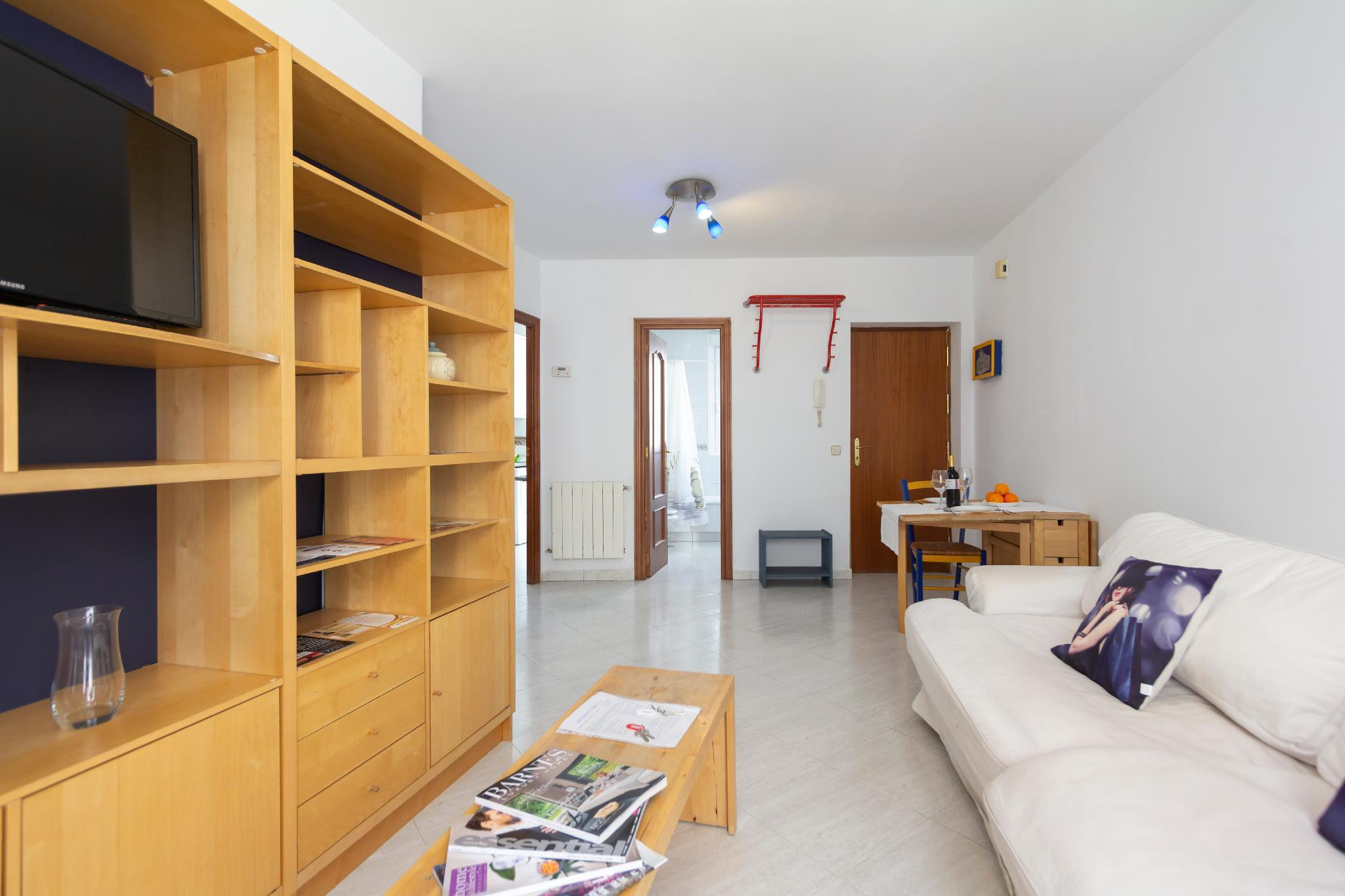 Apartment Madrid Downtown Dos Mayo-Noviciado TSR15