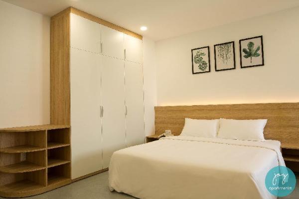 Joy Apartments - Studio room #1 Ho Chi Minh City