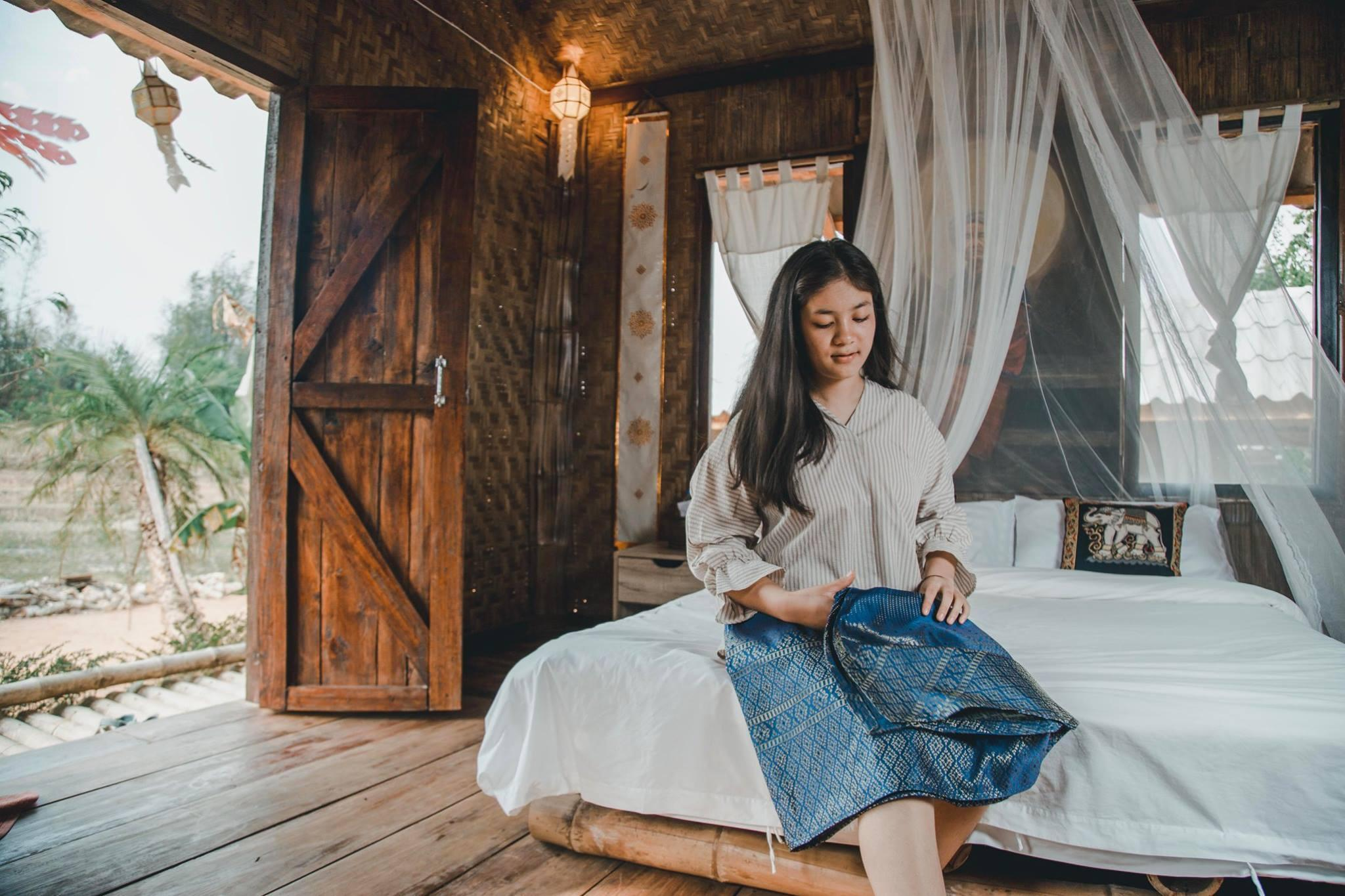 nongtao village home stay บังกะโล 1 ห้องนอน 1 ห้องน้ำส่วนตัว ขนาด 16 ตร.ม. – สุเทพ