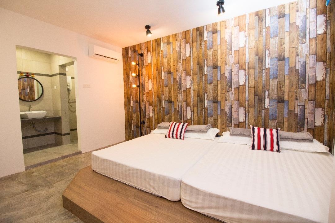 MWV Homestay  Room 8205