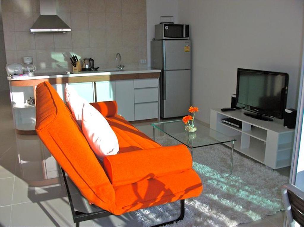 Sea View apartment in Kata อพาร์ตเมนต์ 1 ห้องนอน 1 ห้องน้ำส่วนตัว ขนาด 60 ตร.ม. – กะตะ