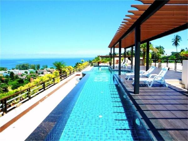 Superb Sea Views apartment in Karon ! Phuket