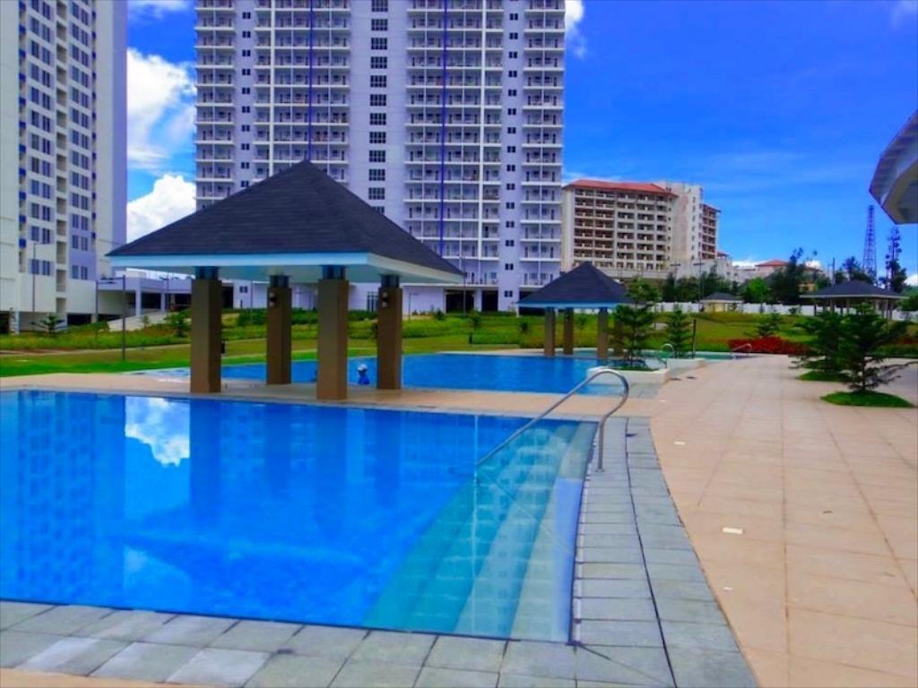 Wind Residence A1 TAAL VIEW at Skylouge
