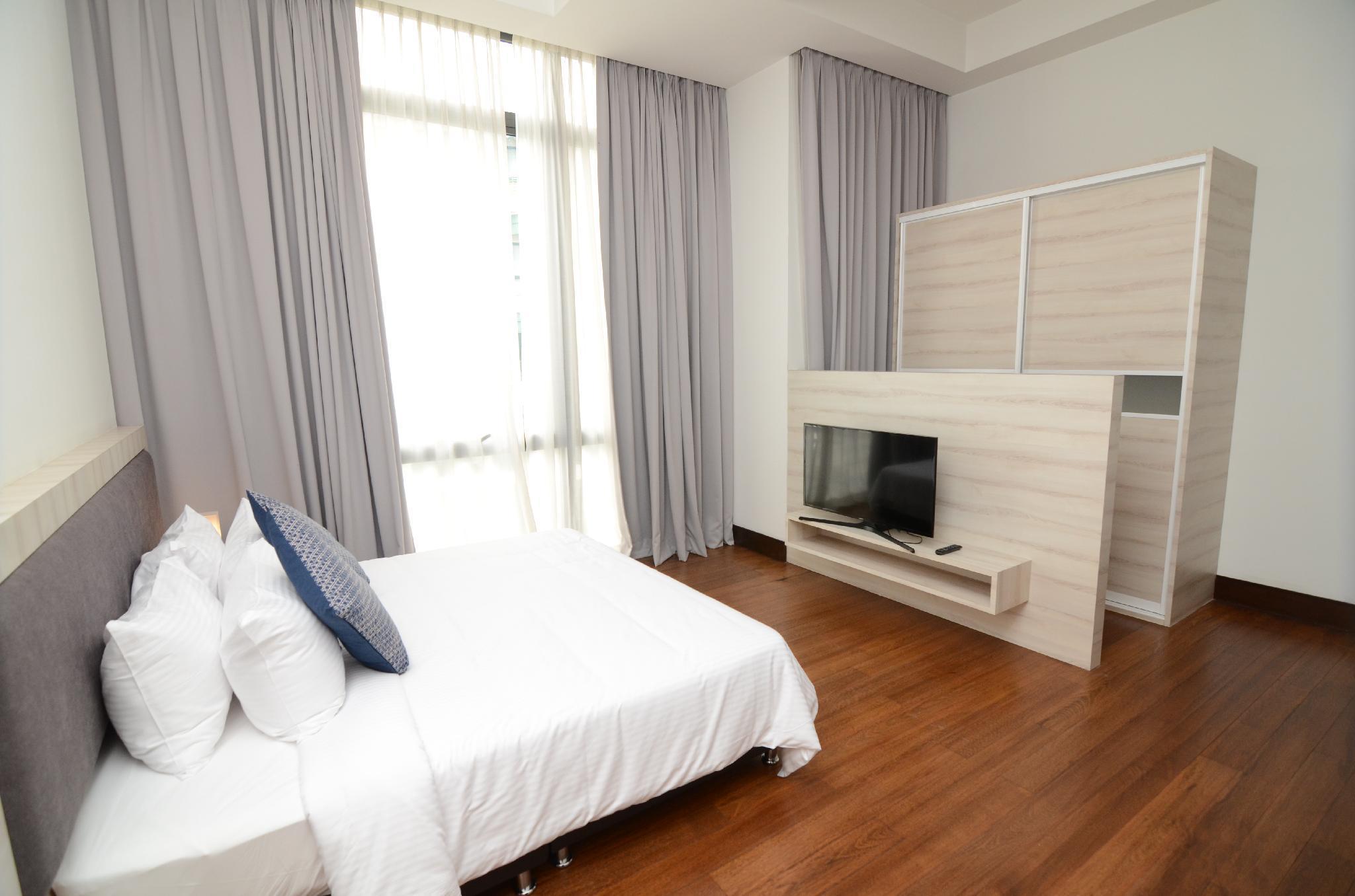 Ken Bangsar Serviced Residences  9 2