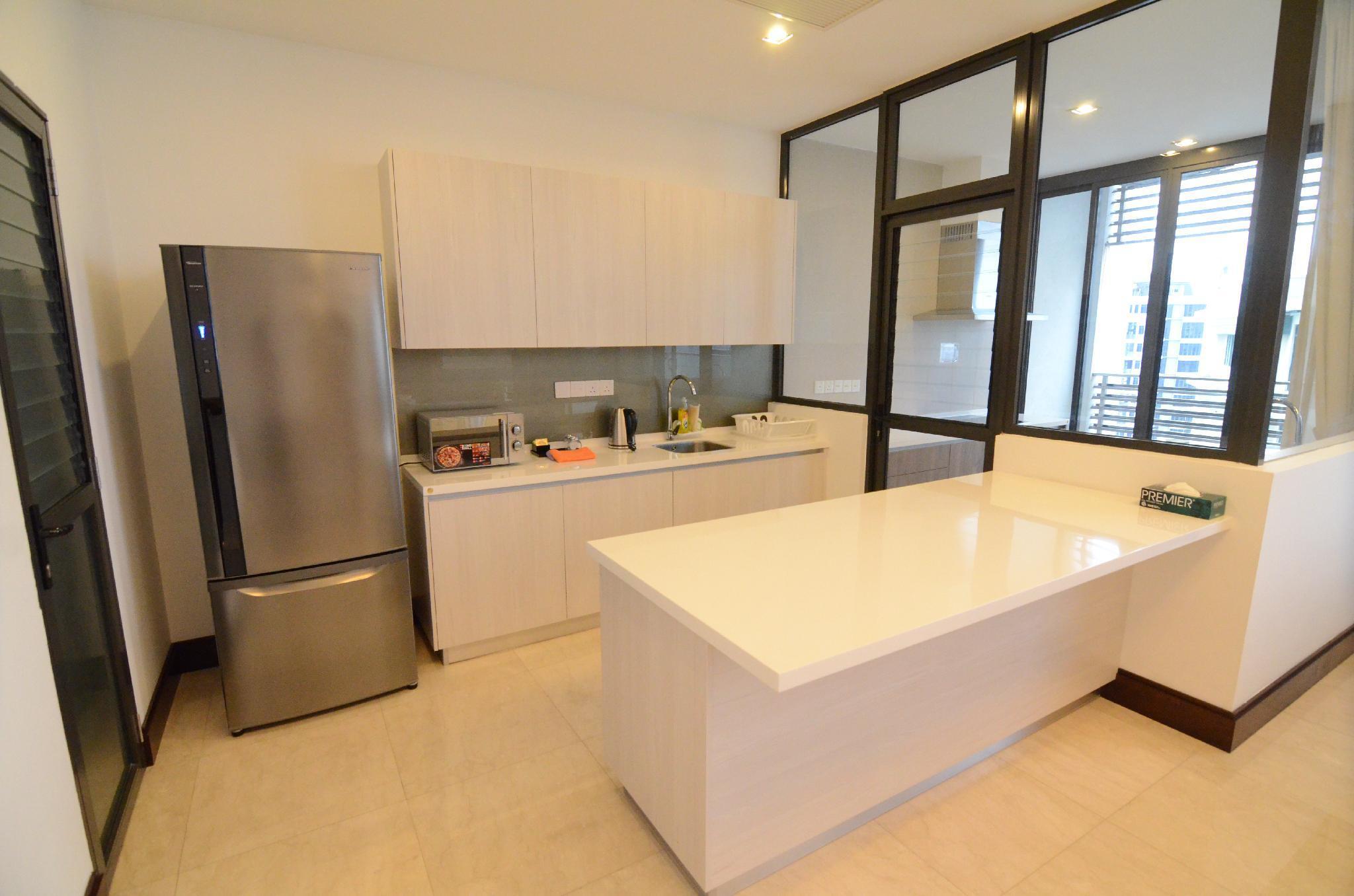 Ken Bangsar Serviced Residences  11 3