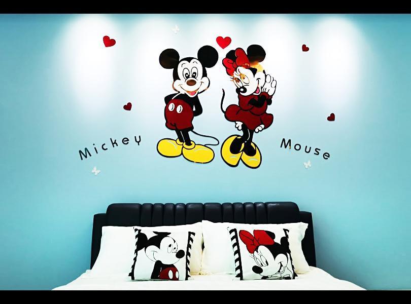 Mickey's Town 5pax 2BR SuteraAvenue INFpool IMAGO