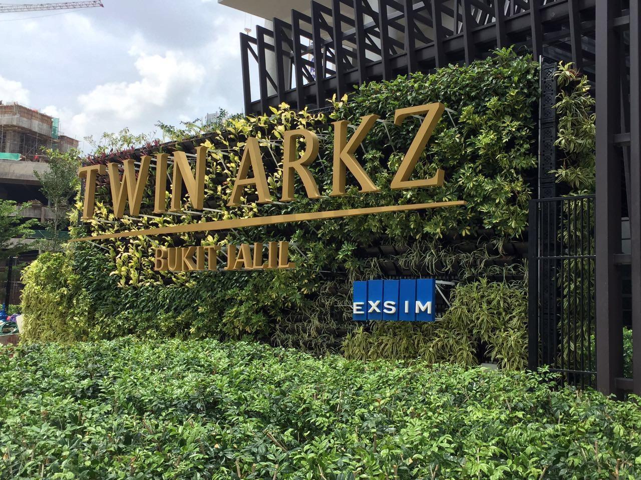 Twin Arkz Bukit Jalil Luxurious Ensuite Condo  IMU
