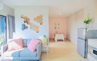 Pink Dream Brand New 2Bdrm Near Central World อพาร์ตเมนต์ 2 ห้องนอน 1 ห้องน้ำส่วนตัว ขนาด 46 ตร.ม. – สุขุมวิท
