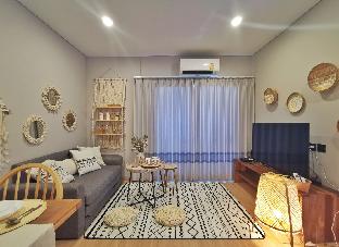 [スクンビット]アパートメント(42m2)| 1ベッドルーム/1バスルーム Green Forest,New 1Bdrm,Near to Asoke