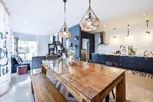 Nordic Style Home on Patong Hill /Sleeps 10 อพาร์ตเมนต์ 3 ห้องนอน 2 ห้องน้ำส่วนตัว ขนาด 220 ตร.ม. – ป่าตอง