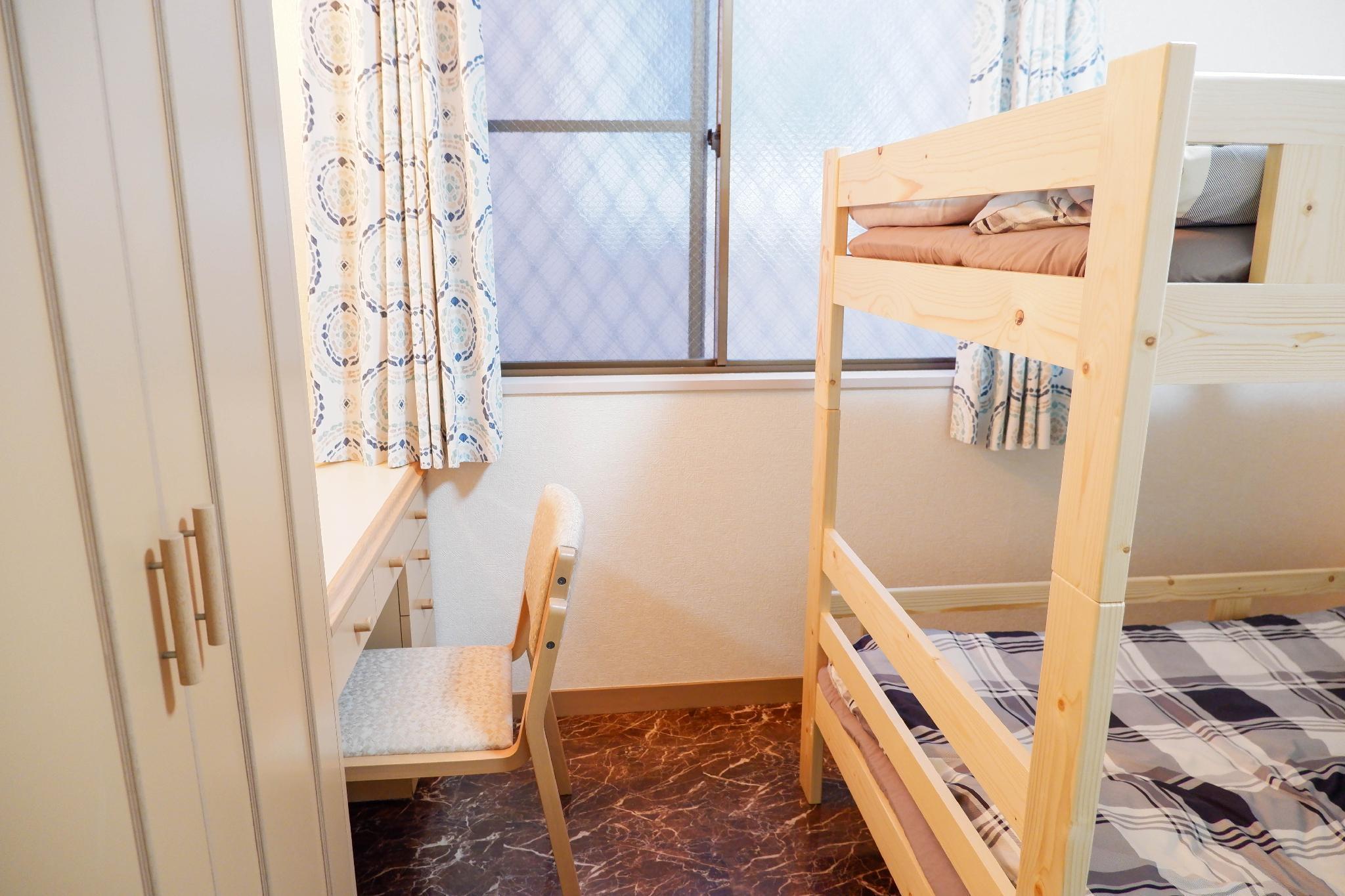 KAIKE HUIJIA Asakusa Olympics Rents 3rooms