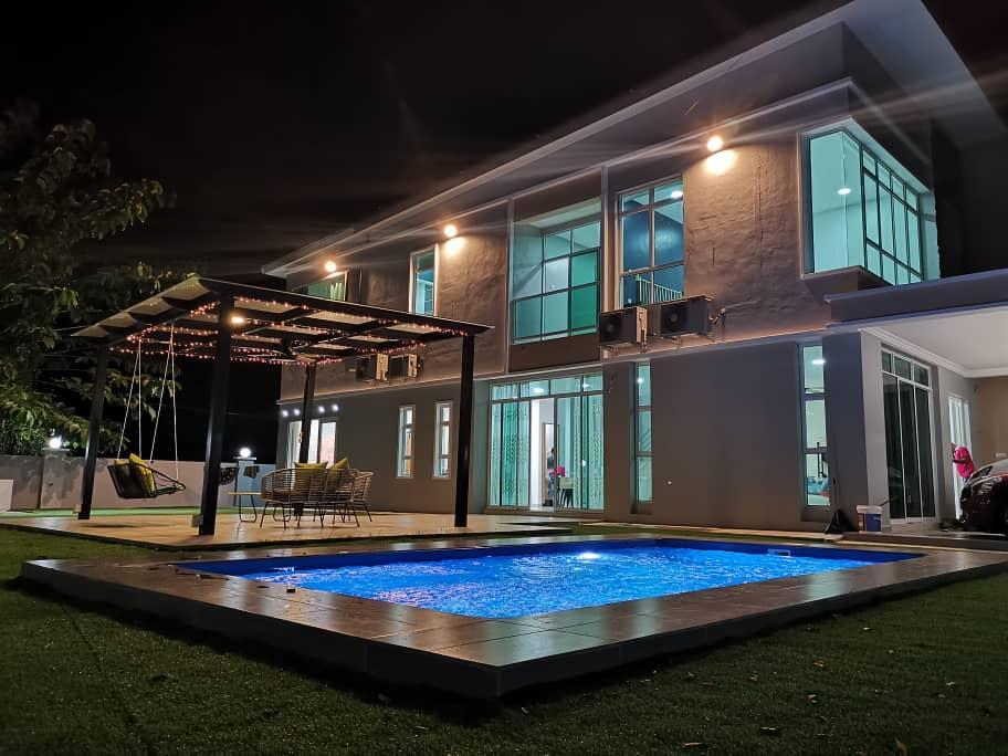 *D Haus*Private Pool+BBQ