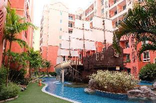 Seven sea condo resort jomtine by Aommii อพาร์ตเมนต์ 1 ห้องนอน 1 ห้องน้ำส่วนตัว ขนาด 36 ตร.ม. – หาดจอมเทียน