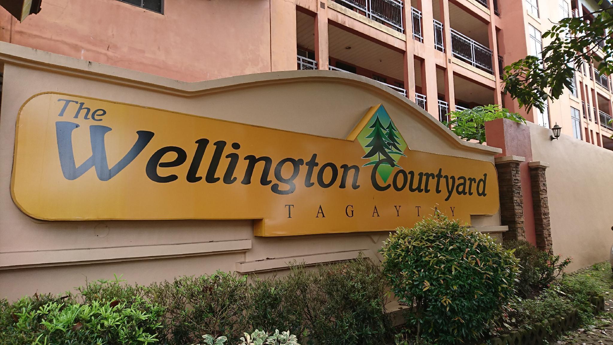 Wellington Courtyard Tagaytay   2BR   6 adults MAX