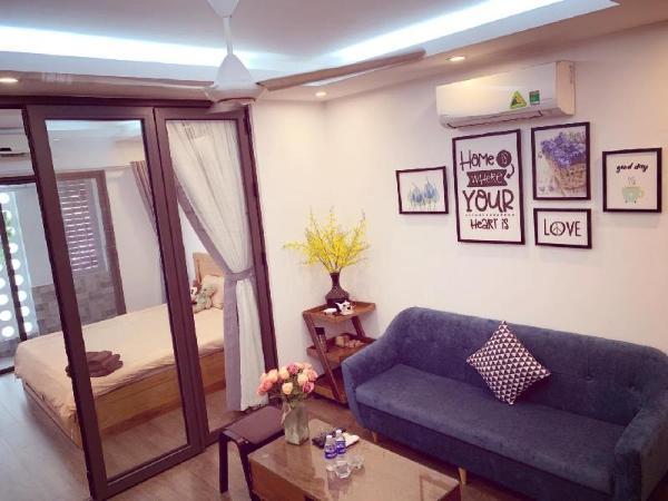 70sqm-Living, Kitchen, Balcony, next to Mipec 41 Hanoi