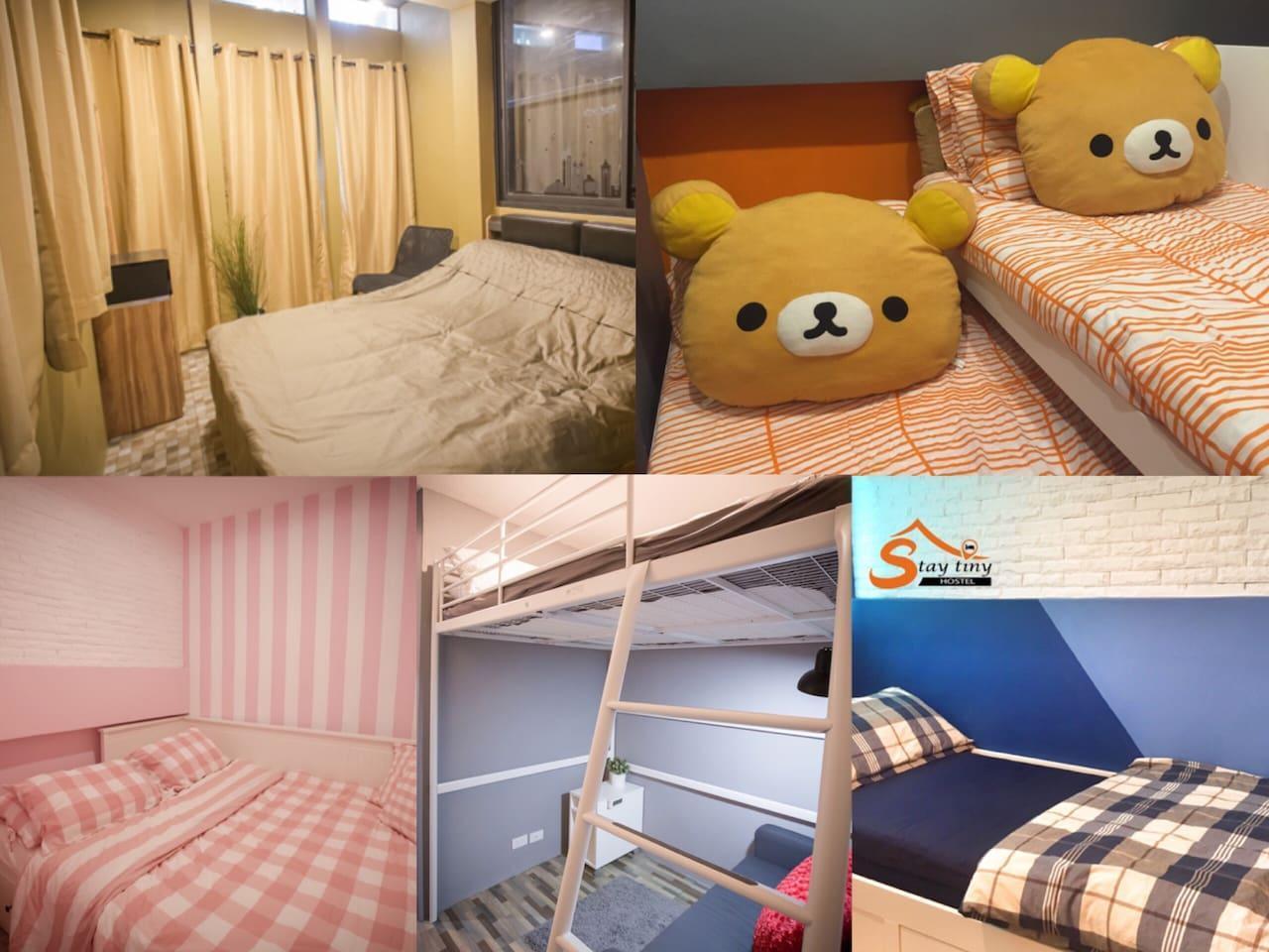 Stay Tiny 5BR BTS Ari/JJ Market อพาร์ตเมนต์ 5 ห้องนอน 5 ห้องน้ำส่วนตัว ขนาด 125 ตร.ม. – จตุจักร