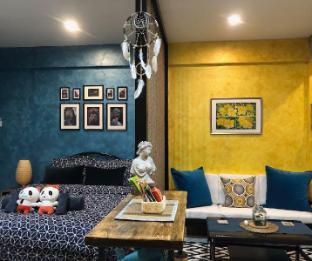 Studio Room ,Cozy and Clean with Smile by Loft อพาร์ตเมนต์ 1 ห้องนอน 1 ห้องน้ำส่วนตัว ขนาด 30 ตร.ม. – รัชดาภิเษก