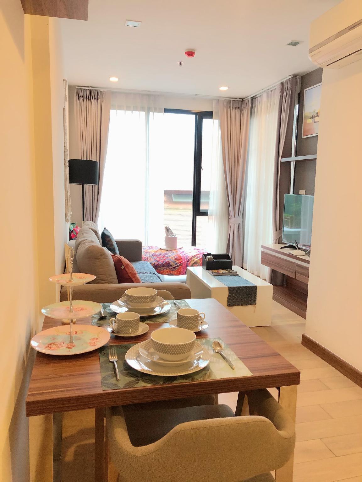 The Astra Condo Private Suite อพาร์ตเมนต์ 1 ห้องนอน 1 ห้องน้ำส่วนตัว ขนาด 50 ตร.ม. – ช้างคลาน
