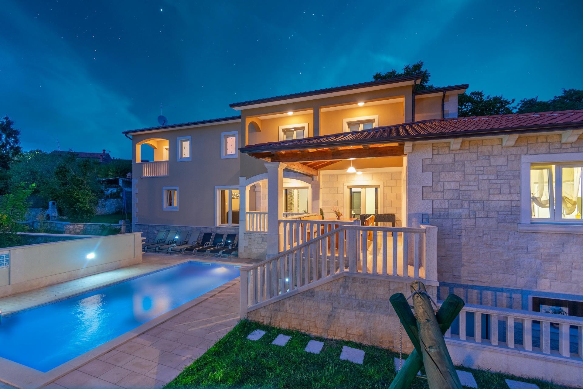 Villa Coridigo   Holiday House In Central Istria
