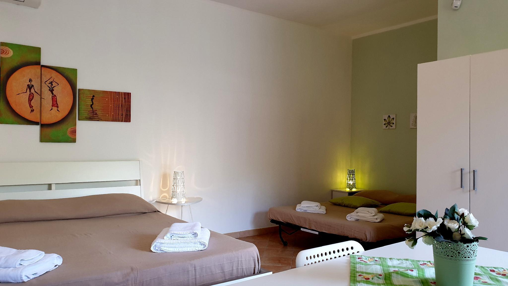 Appartamento Verde Tra Spiagge E Verdi Colline