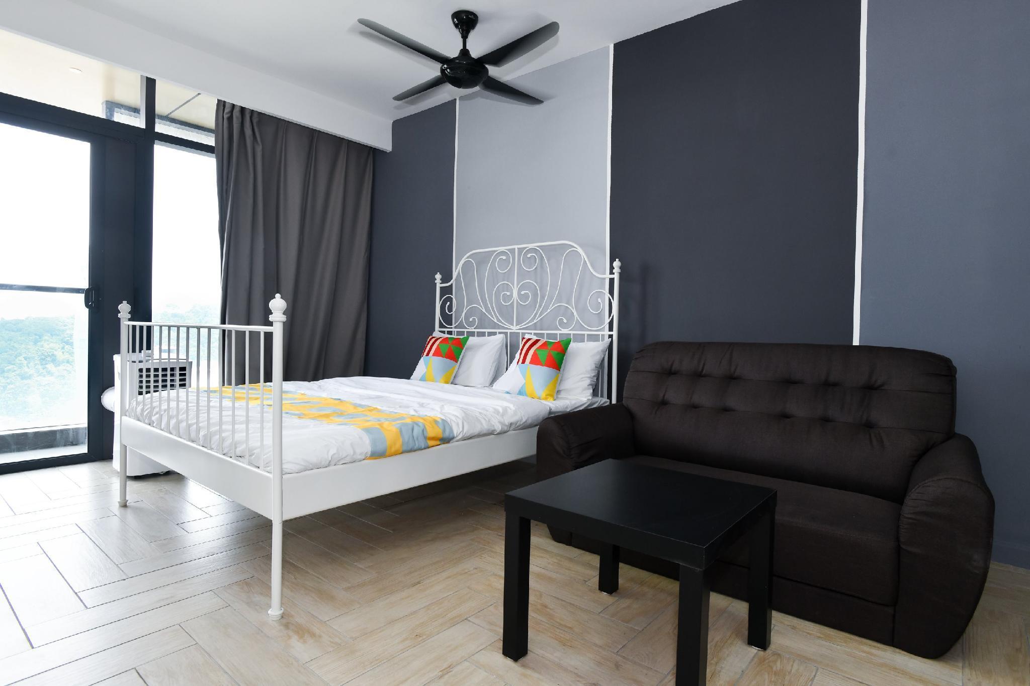 OYO Home 953 Cosy Studio Empire City Marriot